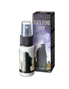 BLACK STONE SPRAY RETARDANTE PARA EL HOMBRE 15ML