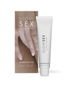 SLOW SEX GEL DE MASAJE CON DEDOS 30 ML