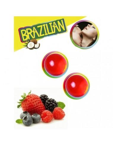 BRAZILIAN BALLS FRUTAS DEL BOSQUE SET...
